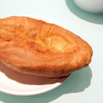 Cow Tongue Pastry