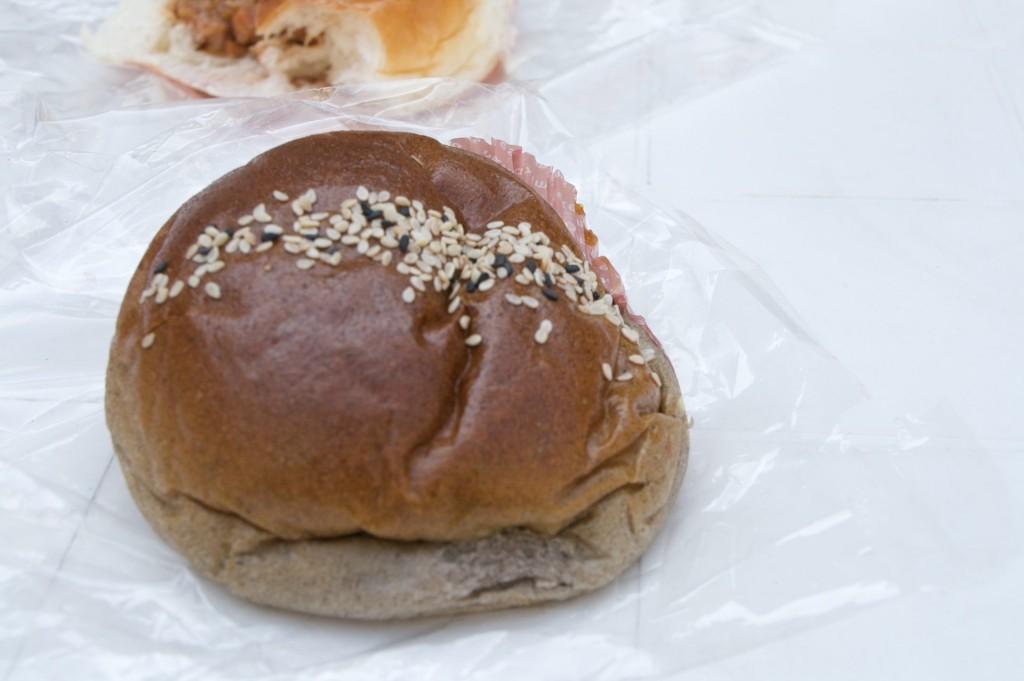 mystery bun
